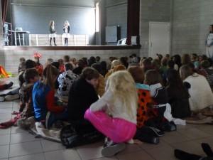 Vrij podium voor alle talenten uit Tiegem en omgeving!